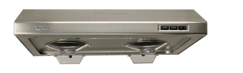 "Cyclone 30"" 680 CFM Stainless Steel NA940DSS (30 inch advanced)"